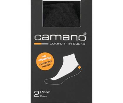 Camano Comfort 2er Pack Footie Damen 35-38; 39-42; 43-46