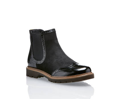 Bench Bench Donna Chelsea Boot nero
