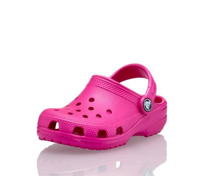 Crocs Crocs Classic clog bambina rosa intenso