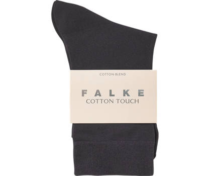 Falke Falke 1 Pair Cotton Touch SO Calzini Donna 35-38; 39-42