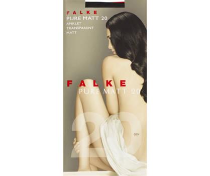 Falke Falke 1 Pair Pure Matt Calzini Donna35-38; 39-42