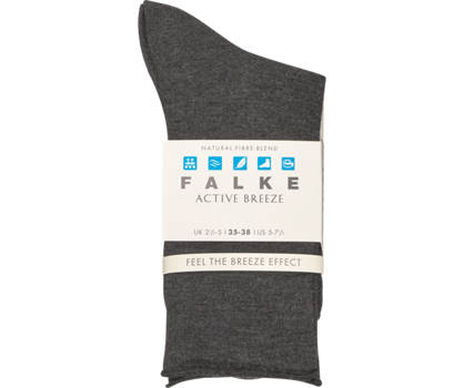 Falke Falke 1 paia Breeze SO calzini donna 35-38; 39-42