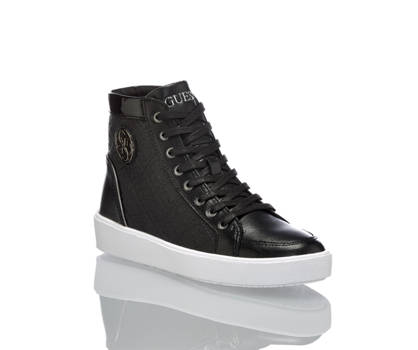 Guess Guess Grace sneaker donna nero