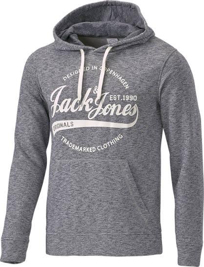 Jack + Jones Jorpanther hoodie uomo