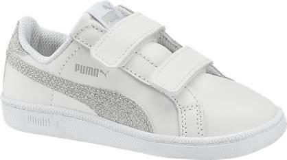 Puma Smash Fun Glitter INF sneaker bambina