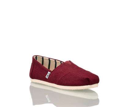 Toms Toms Classics slipper donna porpora