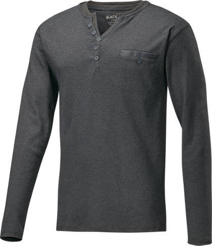 Black Box maglia lungo uomo