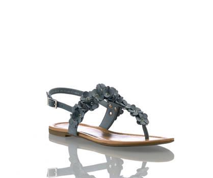 Pesaro Pesaro sandaletto flat donna