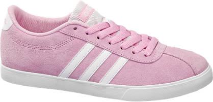 Adidas Courtset Lædersneaker