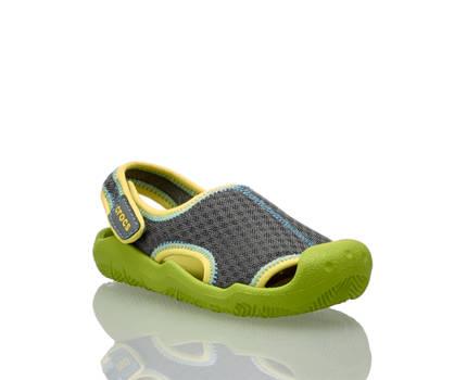 Crocs Crocs Swiftwater Jungen Sandale