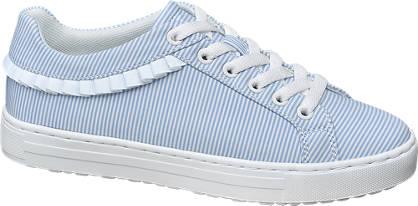 Graceland Csíkos vászon sneaker
