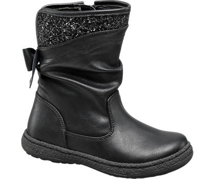 Cupcake Couture Toddler Girl Glitter Boot