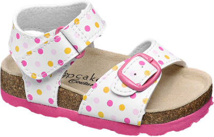 Cupcake Couture Spotty Sandal