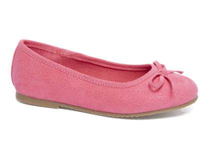 Cupcake Couture Roze ballerina strikje