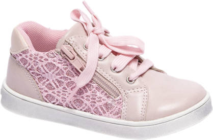 Cupcake Couture Roze sneaker glitters
