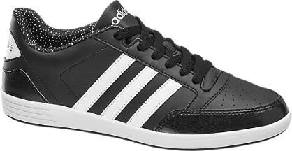 adidas sneakersy damskie adidas Vl Hoops Low