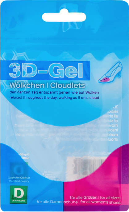 3D Soft Gel Pad