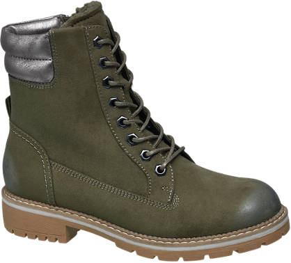 Highland Creek Boots gefüttert