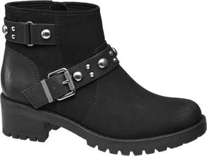 Graceland Boots mit Schnallen