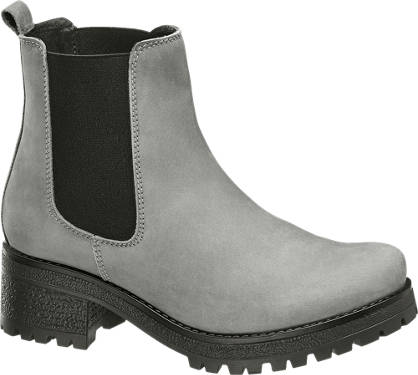 5th Avenue Chelsea Boots mit Plateau