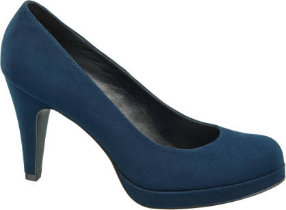 Graceland Colour Plateau Pumps