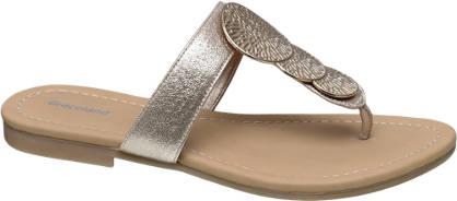 Graceland Dianetten im Metallic-Look