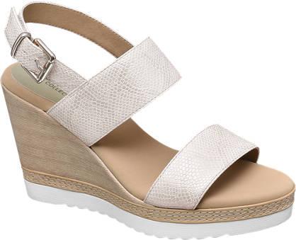 Catwalk Keil Sandaletten