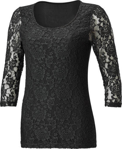 Black Box Damen Langarmshirt