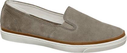 5th Avenue Leder Slip On Sneakers