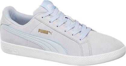 Puma Leder Sneakers SMASH WNS L