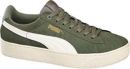 Puma Leder Sneakers VIKKY PLATFORM D