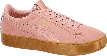 Puma Leder Sneakers VIKKY PLATFORM