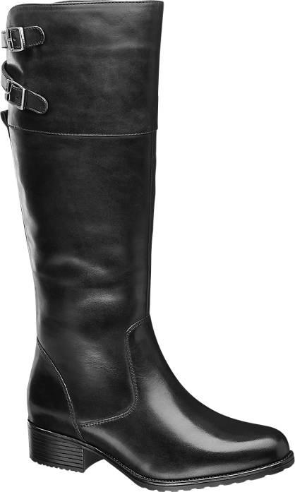 5th Avenue Leder Stiefel
