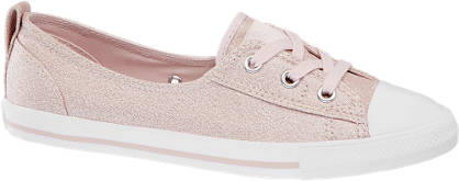 Converse Leinen Sneakers CHUCK TAYLOR ALL STAR BALLET LACE
