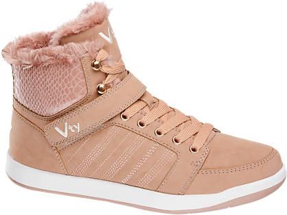 Vty Mid Cut Sneakers gefüttert