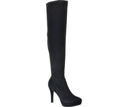 Catwalk Damen Overknee Stiefel