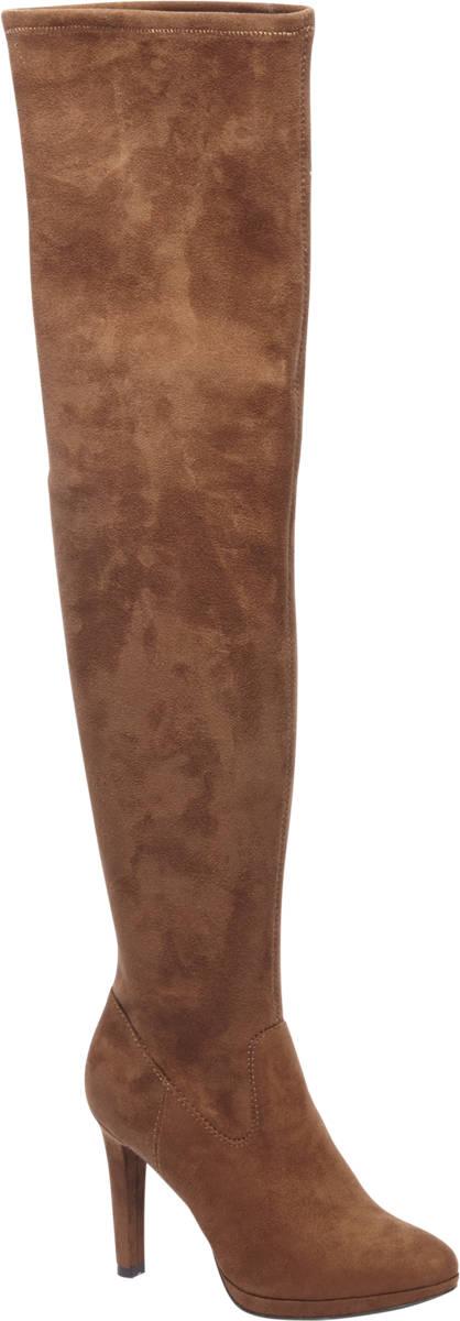 Catwalk Overknee-Stiefel