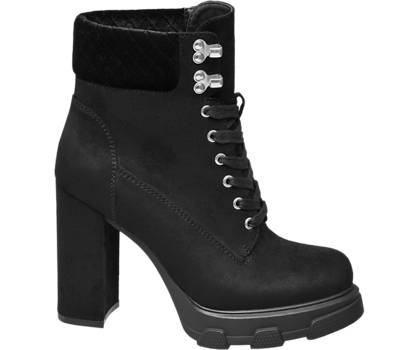 Star Collection Plateau Stiefeletten