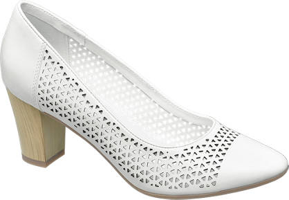 Graceland Pumps mit Laser-Cuts