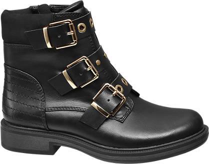 Catwalk Schnallen Boots