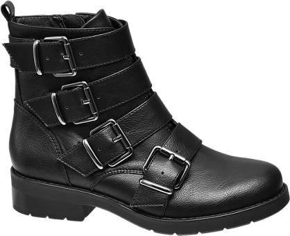 Graceland Schnallen Boots