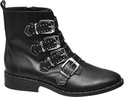 Star Collection Schnallen Boots