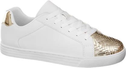 Graceland Sneakers mit Metallic-Design