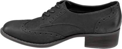 Graceland Dandy Schnürer schwarz