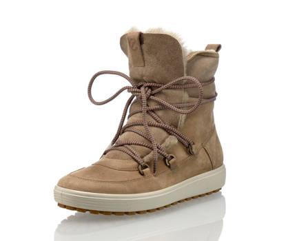 Ecco Ecco Soft 7 Tred boot femmes brun