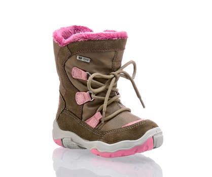 Elefanten Elefanten Gerrit vastità M IV calzature per la neve bambina cachi