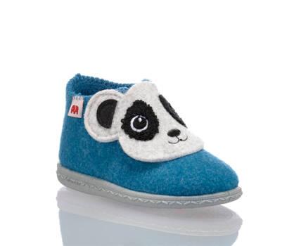 Elefanten Elefanten Paul pantofole bambino blu