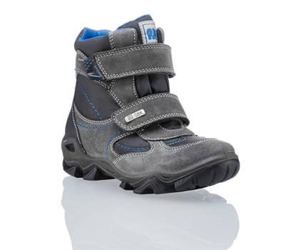 Elefanten Elefanten Pepe vastité M IV chaussure pour la neige garçons gris