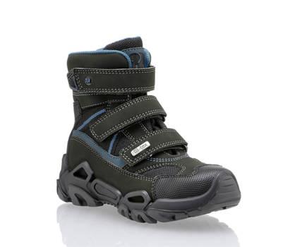 Elefanten Elefanten Roadstar vastità W V calzature per la neve bambino marrone