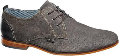 Am Shoe Elegáns bőr cipő